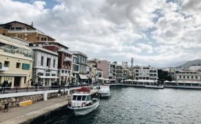 Lankytinos vietos Kretos saloje: Chrissi, Spinalonga salos, Agios Nikolaos, Elafonisi paplūdimys