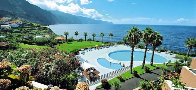MADEIRA! Poilsis Monte Mar Palace 4* su pusryčiais ir vakarienėm tik 592 €/7n.
