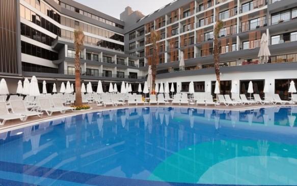 Tik nuo 477 € už 7 n. atostogas Turkijoje, Raga Side 5* viešbutyje su UAI! Viešbutis tik suaugusiems!