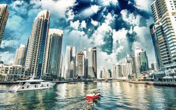 Jungtiniai Arabų Emyratai: viešbučiai, kurios verta pamatyti