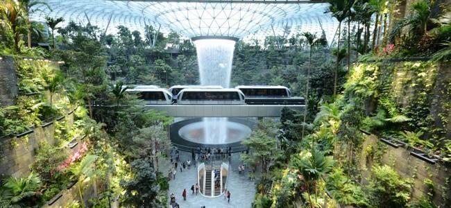 Įdomiausi pasaulio oro uostai