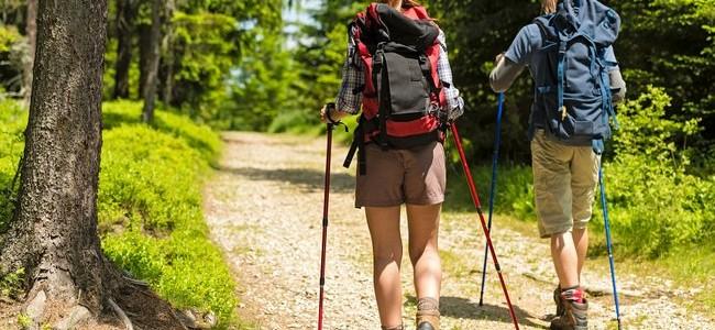 Žygiai pėsčiomis: kaip maitintis tokių kelionių metu