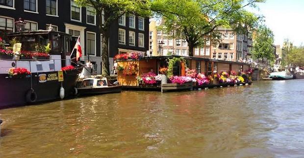 Kelionė į Amsterdamą