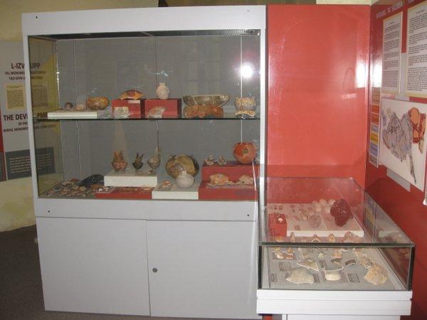 Archeologijos muziejus Valetoje. UrkisTravel.lt nuotr.