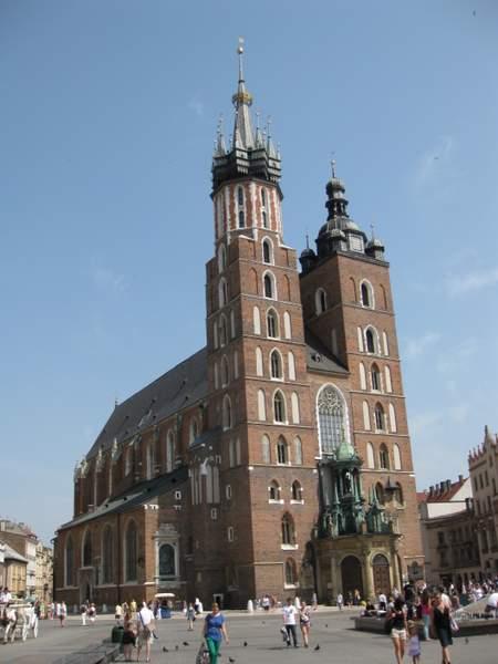 Krokuvos Šventos Marijos bažnyčia