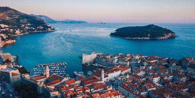 atostogos kroatijoje