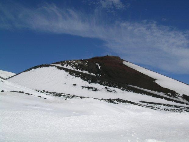 Sicilija Etnos ugnikalnis