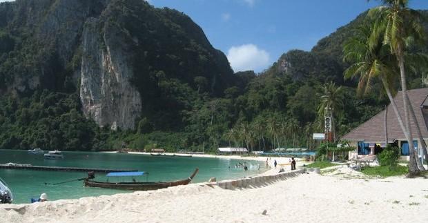 Klimatas Tailande