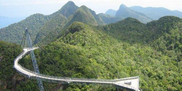 Langkavio Dangaus tiltas