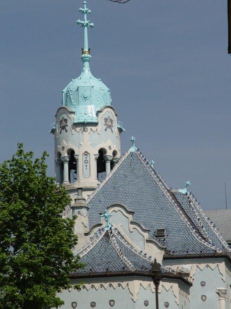 Bratislava Mėlynoji bažnyčia
