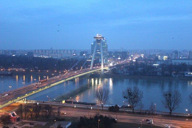 Bratislava Naujasis tiltas
