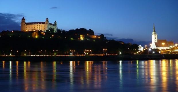 Lankytinos vietos Bratislavoje