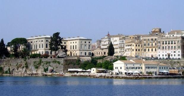 Lankytinos vietos Korfu saloje