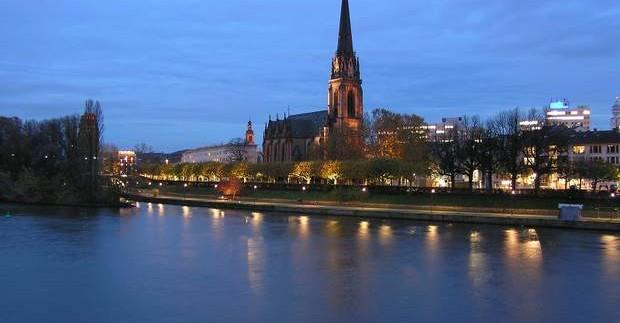 Lankytinos vietos Frankfurte
